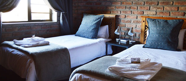 TERI-LEMVELI LODGE, BEAUFORT WEST